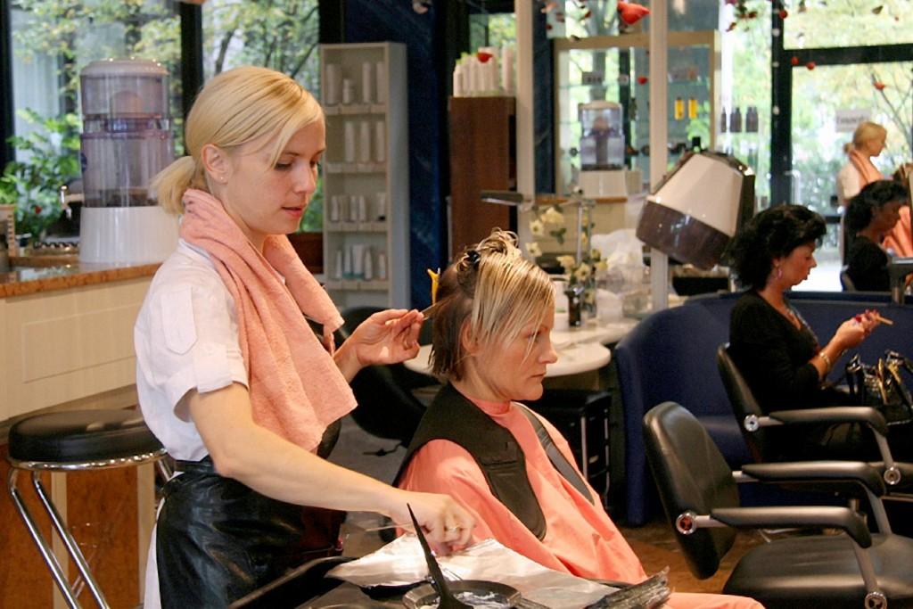 Scherenzauber Friseursalon München