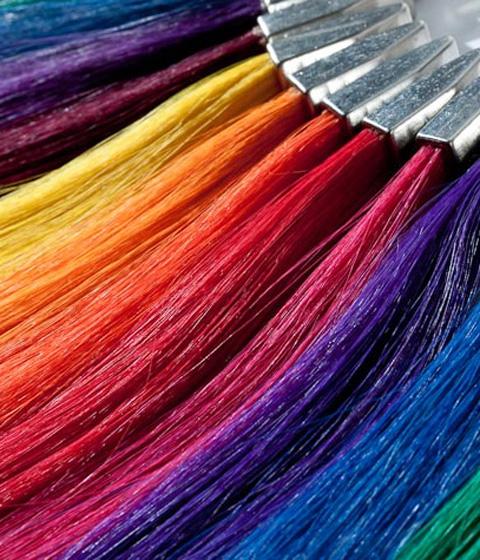 Farbenpracht Extensions
